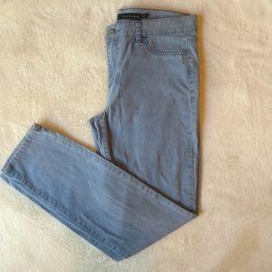 Womens Calvin Klein gray akinny jeans size 30/10